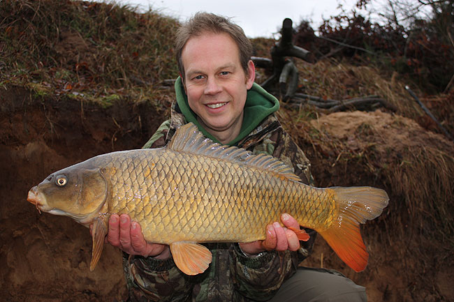 Graham Drewery with a nice common