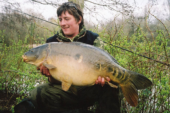 Lee Ford, stunning 29lb Mirror