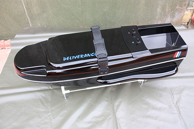 Standard Model - Deliverance Bait Boats
